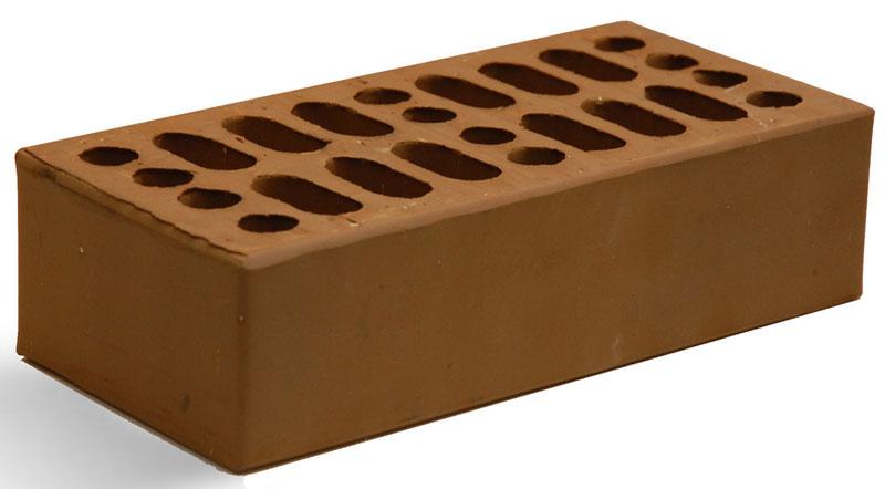 Кирпич шоколад гладкий М 150 Керма