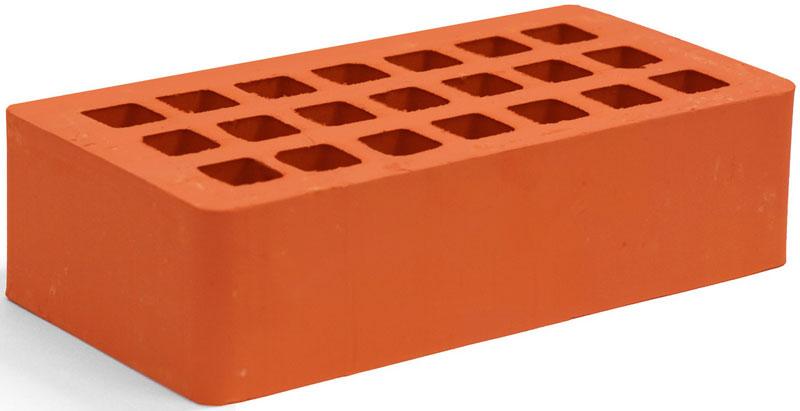 Кирпич красный гладкий М 150 Мстера
