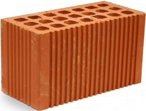 Кирпич рядовой щелевой рифленый двойной М 150 Михнево