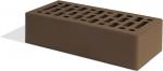 Лицевой Кирпич коричневый гладкий М 150 Маркинский