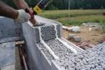 Особенности строительства дома из керамзитобетона