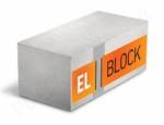Акция! Блок газосиликатный El-Block — 3450руб/м3