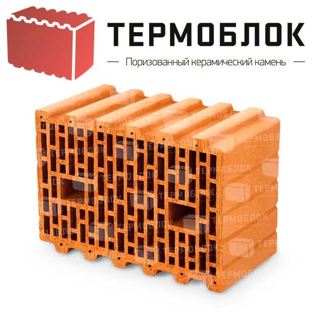 Керамический блок ТЕРМОБЛОК 38 (10,7 НФ)