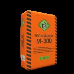 Пескобетон М300 FIX 40кг